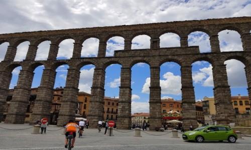 Zdjecie HISZPANIA /  Kastylia i León / Segovia / Akwedukt