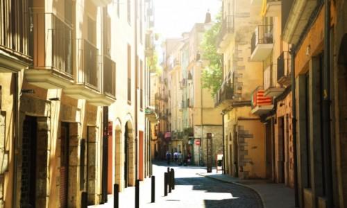Zdjecie HISZPANIA / Costa brava / Girona / Senna i romantyczna