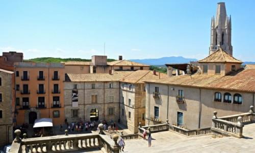Zdjęcie HISZPANIA / - / Girona / Popołudnie w Gironie