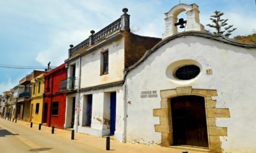 Zdjecie HISZPANIA / Costa brava / Pineda de Mar / Capella