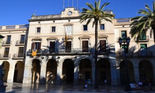 Zdjecie HISZPANIA / Katalonia / Vilanova i la Geltru / Miasta hiszpanii