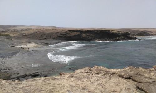 Zdjecie HISZPANIA / Fuerteventura / LA Pared / Plaża