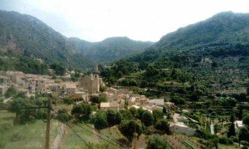 Zdjecie HISZPANIA / Mallorca / Valldemossa / Miasto z Chopinem w tle