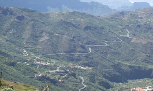 HISZPANIA / Wyspy Kanaryjskie / Gran Canaria / Pico de Las Nieves