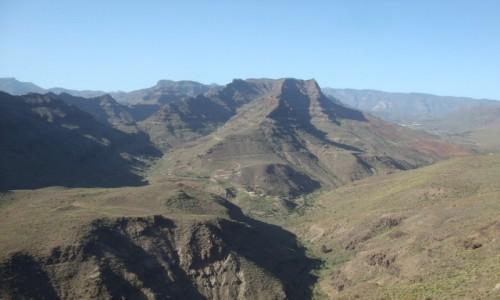 HISZPANIA / Wyspy Kanaryjskie / Gran Canaria / Na Pico de Las Nieves