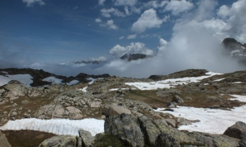 Zdjęcie HISZPANIA / Park Narodowy Aigüestortes / Aigüestortes / Gdzieś tam w Pirenejach