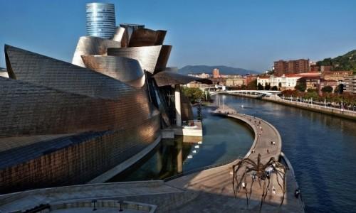 Zdjecie HISZPANIA / Kraj Basków / Bilbao / Muzeum Guggenheima