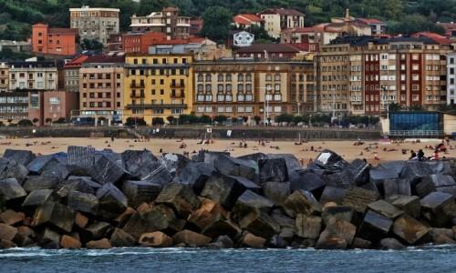Zdjecie HISZPANIA / Kraj Basków / San Sebastian / San Sebastian