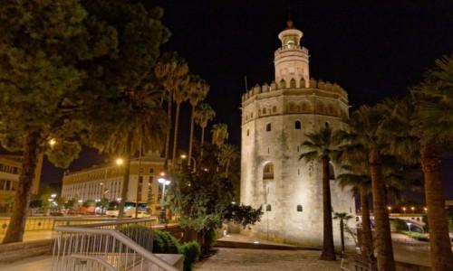 Zdjęcie HISZPANIA / Andaluzja / Sewilla / Złota wieża