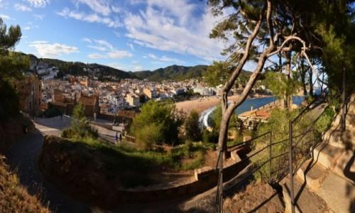 Zdjecie HISZPANIA / Katalonia / Tossa de Mar / Tossa de Mar