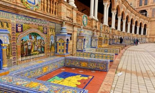 Zdjęcie HISZPANIA / Andaluzja / Sewilla / 38 regionów