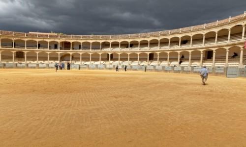 Zdjęcie HISZPANIA / Andaluzja / Ronda / Arena byków