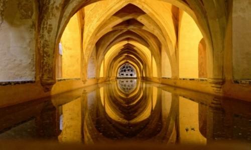 Zdjęcie HISZPANIA / Andaluzja / Sewilla / Łaźnie