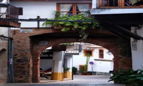 Zdjecie HISZPANIA / Estremadura / Guadalupe / Zakamarki