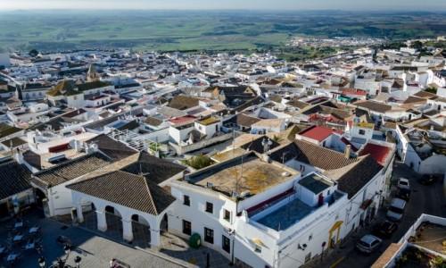Zdjecie HISZPANIA / Andaluzja / Medina-Sidonia / słoneczny grudzień...
