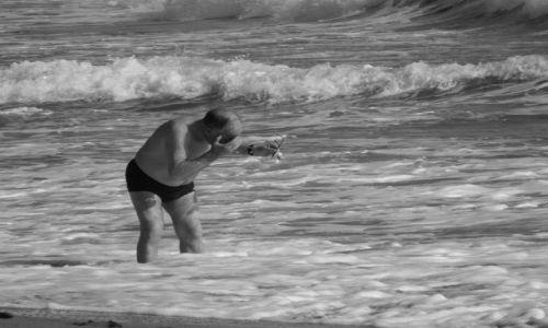 Zdjecie HISZPANIA / Katalonia / Barcelona / plaża