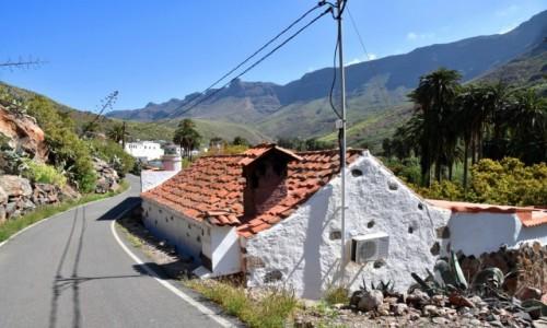 Zdjęcie HISZPANIA / Gran Canaria / Między Maspalomas a Artearą / Jadąc do Arteary