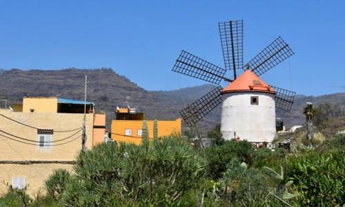 Zdjęcie HISZPANIA / Gran Canaria / Mogan / Molino de Viento