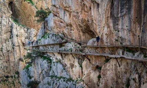 Zdjęcie HISZPANIA / Andaluzja / El Caminito del Rey / ścieżką króla...