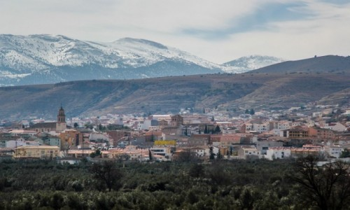 Zdjecie HISZPANIA / Hiszpania / gdzieś po drodze / ...a do pustyni daleko