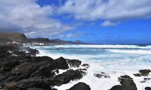 Zdjęcie HISZPANIA / Gran Canaria / okolice Antillo / Północne wybrzeże