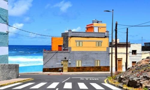 Zdjecie HISZPANIA / Gran Canaria / Altillo / Dom nad samym brzegiem