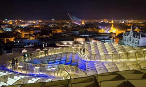 Zdjecie HISZPANIA / Andaluzja / Sevilla / pożegnanie...