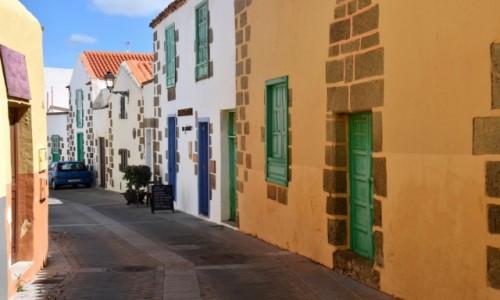 Zdjęcie HISZPANIA / Gran Canaria / Aguimes / Stare miasto w Aguimes 1