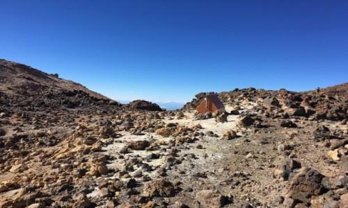 Zdjecie HISZPANIA / Wulkan Teide / Teneryfa / W drodze na wulkan Teide