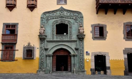 HISZPANIA / Gran Canaria / Las Palmas / Casa de Colon