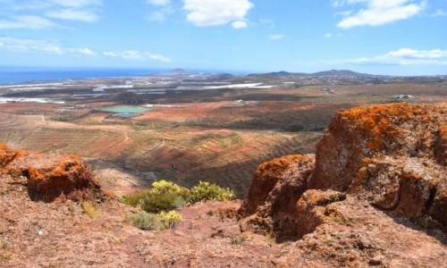 Zdjecie HISZPANIA / Gran Canaria / wschodnia część wyspy / Widok ze wzgórza