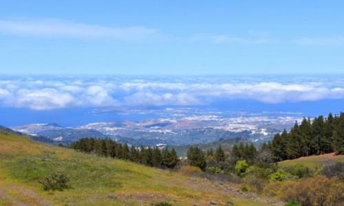 Zdjęcie HISZPANIA / Gran Canaria / Północne wybrzeże / Widok na Las Palmas