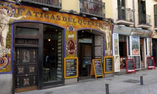 Zdjecie HISZPANIA / Comunidad de Madrid / Madryt / Zapraszamy na tapas