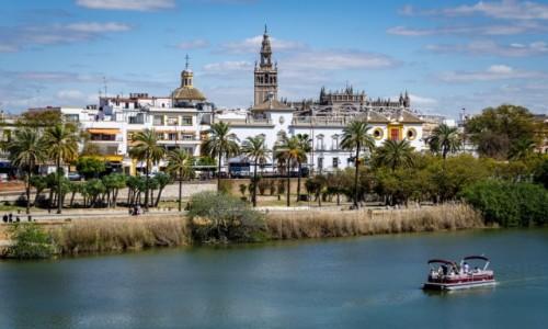 Zdjecie HISZPANIA / Andaluzja / Sevilla / garść słońca...