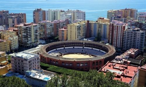 Zdjęcie HISZPANIA / Andaluzja / Malaga / Arena po byku