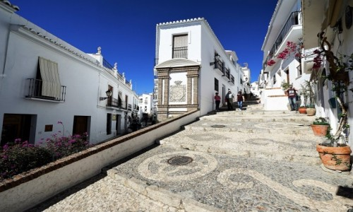Zdjęcie HISZPANIA / Malaga / . / Frigiliana