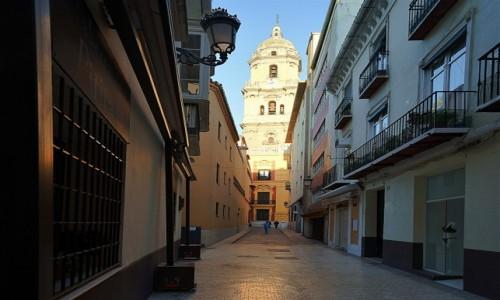 Zdjęcie HISZPANIA / Andaluzja / Malaga / W drodze do katedry