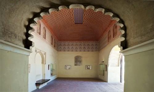 Zdjęcie HISZPANIA / Andaluzja / Malaga / Alcazaba, perełka mauretańskiej architektury