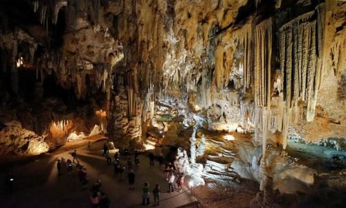 Zdjecie HISZPANIA / Andaluzja / Cueva de Nerja / W baśniowej scenerii