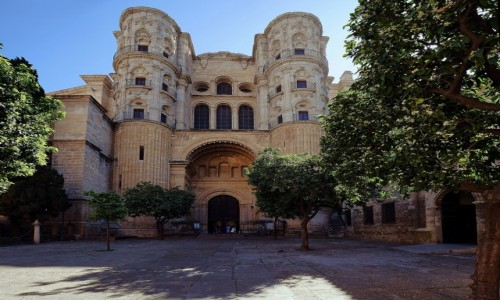 Zdjęcie HISZPANIA / Andaluzja / Malaga / Katedra