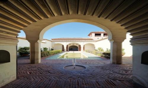 Zdjęcie HISZPANIA / Andaluzja / Malaga / Alcazaba, pałac