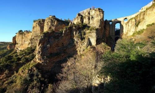 Zdjęcie HISZPANIA / Andaluzja / Ronda / Most - Puente Nuevo