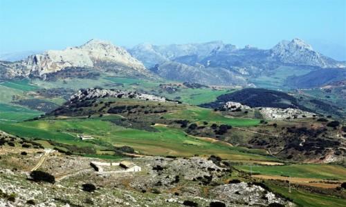 Zdjecie HISZPANIA / Andaluzja / El Torcal de Antequera / Pejzaż