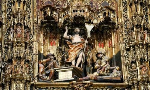 Zdjecie HISZPANIA / Andaluzja / Sewilla, katedra / Zmartwychwstanie
