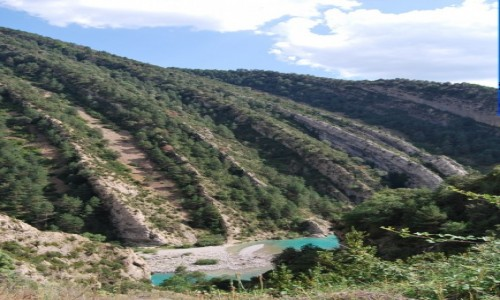 Zdjecie HISZPANIA / Pireneje / Nawarra / ICAN4x4