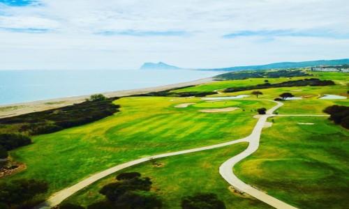 Zdjecie HISZPANIA / ANDALUZJA / La Alcaidesa / Widok na Gibraltar