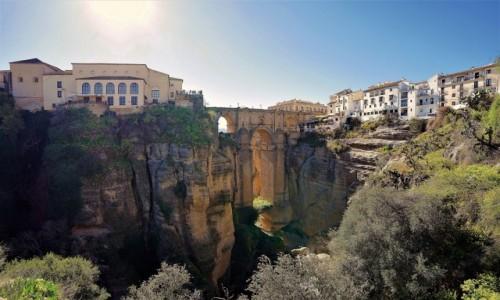 HISZPANIA / Andaluzja / Ronda / Puente Nuevo