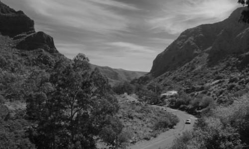 Zdjecie HISZPANIA / Wyspy Kanaryjskie - Gran Canaria / Guayadeque ravine / Barranco de Guayadeque