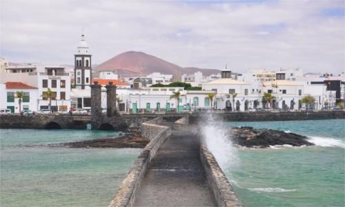 HISZPANIA / Lanzarote / Arrecife / Arrecife w moim obiektywie