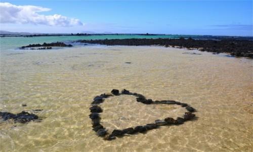 Zdjecie HISZPANIA / Wyspy Kanaryjskie / Lanzarote / Nie zawsze serce z kamienia to coś złego:)